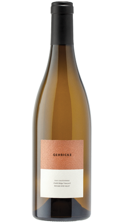 Gehricke 2018 Chalk Ridge Vineyard Chardonnay