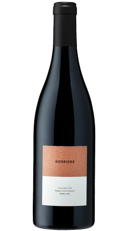 Gehricke 2018 Rogers Creek Vineyard Pinot Noir