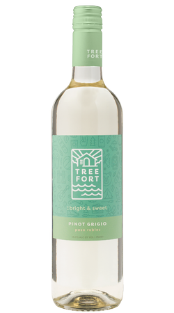 Tree Fort 2019 Paso Robles Pinot Grigio