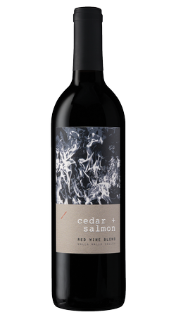 Cedar + Salmon 2017 Walla Walla Valley Red Blend